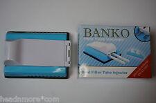 Zigaretten Stopfmaschine Regular Size BANKO Double Stopfer Stopfgerät Shooter