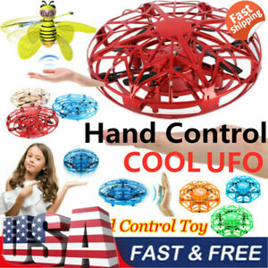 360-Mini-Drone-Smart-UFO-Aircraft-for-Kids-Flying-Toys-RC-Hand-Control-Gift-US