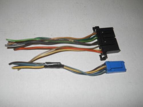 95-05 Chevy Astro Van GMC Safari Radio Harness Plugs Delco GM CD Cassette 96 97