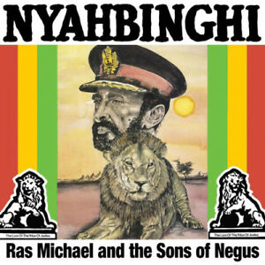Ras-Michael-amp-The-Sons-of-Negus-Nyahbinghi-VINYL-12-034-Album-2013-NEW