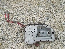 International Farmall Ih 1466 Tractor Cover Panel Power Steering Line Lines
