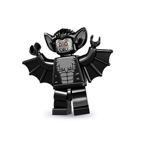 NEW LEGO Vampire Bat Series 8 FROM SET 8833 COLLECTIBLES col08-11