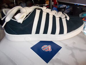 En 5 Murano Suede Swiss £ Trainers 20 4 taille K UK At Navy Bnwl qYt14wc