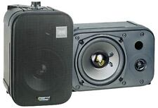 "NEW Pyle PDMN48 5"" Two-Way Bass Reflex Mini-Monitor Bookshelf/wall mount Speaker"