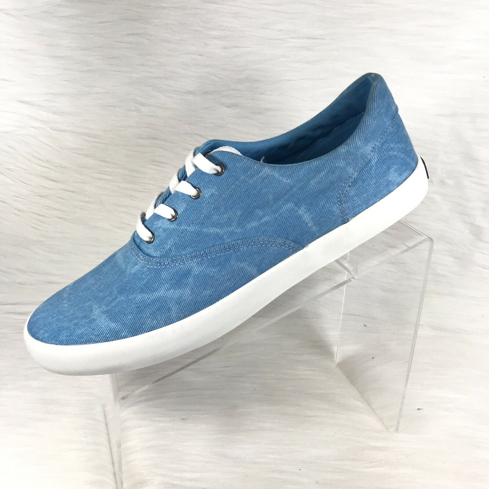 Sperry Top Sider Men's Lace Up Sneakers bluee Size 11.5 NEW