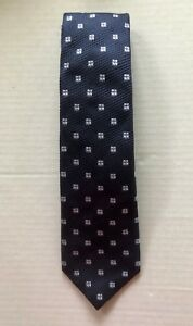 ALTEA-MILANO-Floral-Patterned-100-Silk-Tie