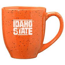 Idaho State University - 16-ounce Ceramic Coffee Mug - Orange