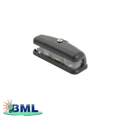 Land Rover Defender New Genuine Rear Number Plate Lamp Light XFC100550