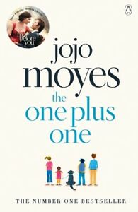 The-one-plus-one-by-Jojo-Moyes-Paperback-Incredible-Value-and-Free-Shipping