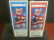 NCAA- 2005 MEN'S FROZEN FOUR-COLUMBUS OHIO- 4 WCHA TEAMS  SEMI FINALS FULL TIX