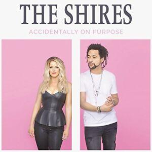 THE-SHIRES-Accidentally-On-Purpose-2018-vinyl-LP-album-NEW-SEALED