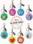 miniature 1 - BT21 Character Projection Keyring Keychain Official K-POP Authentic Goods