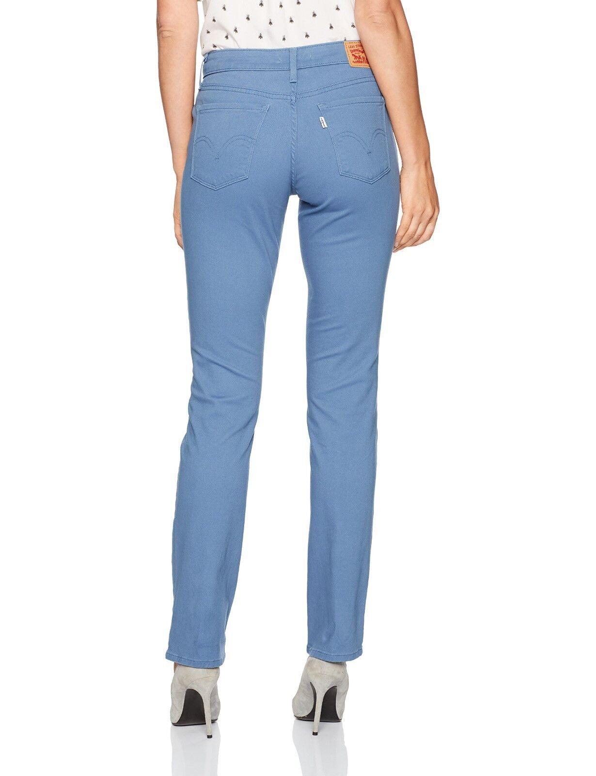 d3714b942 Levi s Womens 505 Straight Leg Jeans 32x32 Soft Sunset Blue for sale ...