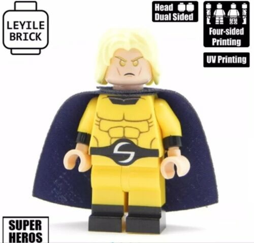 **NEW** LYL BRICK Custom The Sentry Lego Minifigure