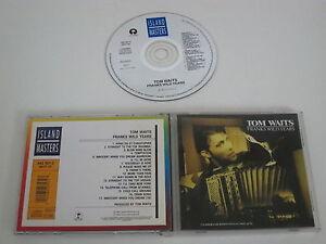 TOM-WAITS-FRANKS-WILD-ANNEES-ILE-MASTERS-CCMI-50-842-357-2-CD-ALBUM