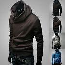 Korean Slim Fit Sweater Mens Hoodie