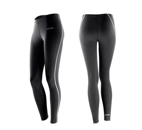 Damen Laufhose Sporthose Funktionshose Leggings SPIRO