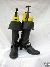 Final Fantasy FFX-2 Paine Cosplay SHOES Custom Made