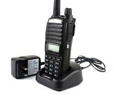 Walkie Talkie UHF+VHF 136-174MHZ 400-520MHZ 5W Two Way Radio BaoFeng UV-82 Radio