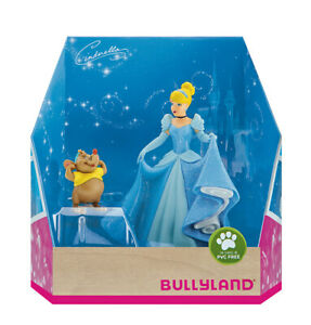 BULLYLAND-Disney-Princess-Cinderella-Gus-Figure-Playset-Ideal-Cake-Decorations