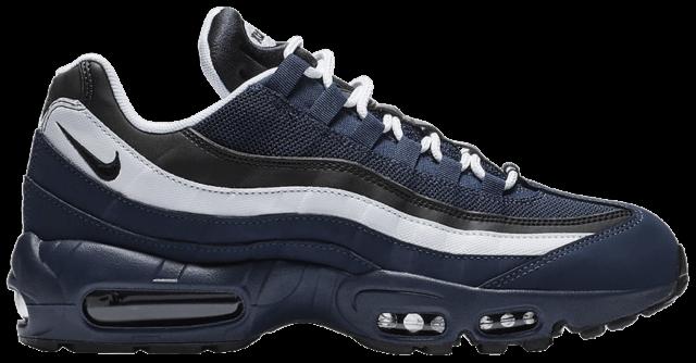 Size 8 - Nike Air Max 95 Navy White 2019