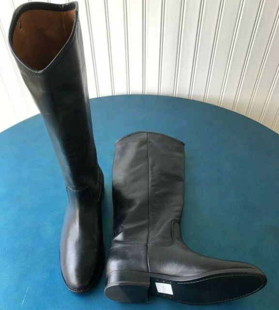 BOOTS for Women on Riding Leather