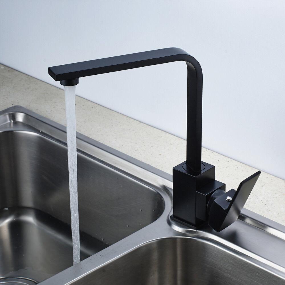Wasserhahn Küchenarmatur Armatur Mischbatterie Einhebel Spültischarmatur SALE | König der Quantität  | Am wirtschaftlichsten  | Neuheit  | Neues Design