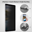 Privacy-Tempered-Glass-Screen-Protector-3D-Anti-Spy-Fr-Samsung-Galaxy-S8-S9-Plus miniature 11
