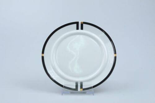 Brotteller D 17 cm Rosenthal Cupola Nera