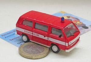 Herpa-04104-VW-T3-Bus-Pompieri