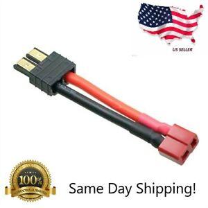 Adaptador-de-Cable-de-carga-para-Plug-Deans-Hembra-a-T-Traxxas-TRX-Macho-Lipo-M607