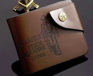 Image Is Loading Brown Wallet Idea Gift Present For Him