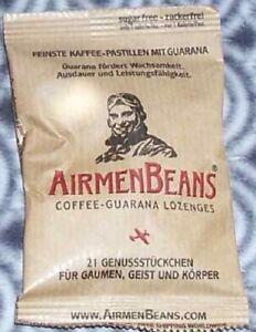 Airmenbeans-5-Mal-21-Pieza-Guarana-para-Lutschen-Airmen-Beans-Airman-Bean