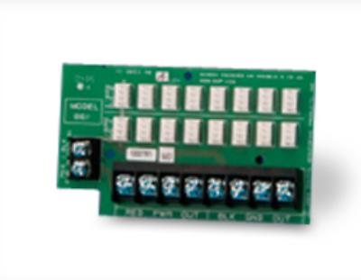New DMP 861  Auxiliary Power Distribution  /& Bus Module