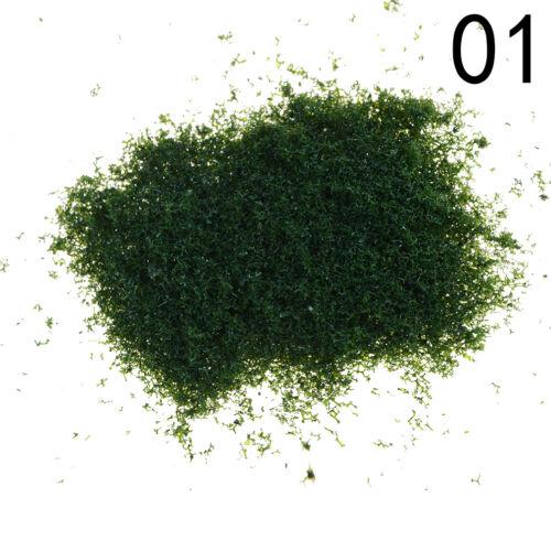 30g Multicolor Leaves Foliage Model For Mini Tree Model DIY Moss Grass Model S/&K