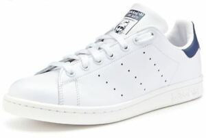Trainers Lace White Originals Up Stan Mens Adidas Shoes Smith Casual R5A3qj4L