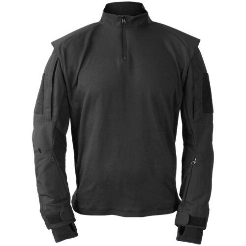 Propper TAC.U Combat Shirt Mens UBACS Patrol Army Style Police Security Black