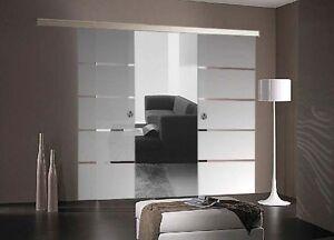 slimline softstop glas schiebet r 2 fl gelig 2x900x2050mm bp1 900 dpl ebay. Black Bedroom Furniture Sets. Home Design Ideas
