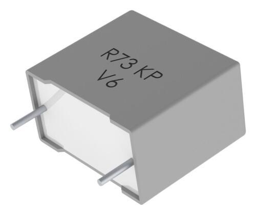 Film Capacitors Capacitors CAPACITOR FILM PP 0.015UF 1.6KV RAD