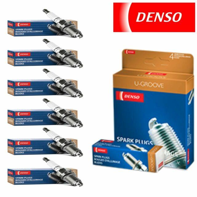 6 X Denso Standard U