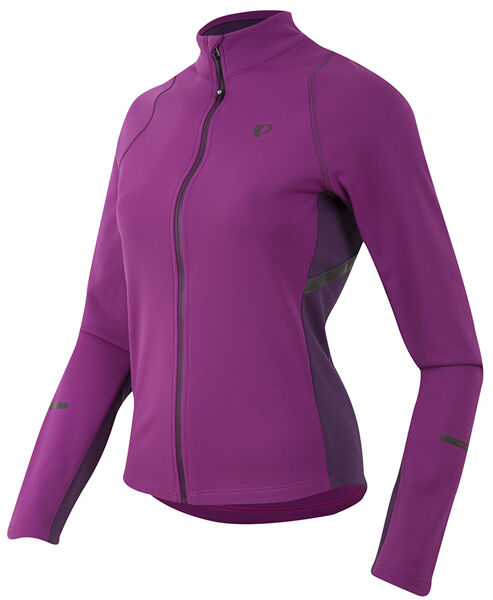 Pearl Izumi Mujer Select Escape Térmico Jersey púrpura vino Wineberry 2XL