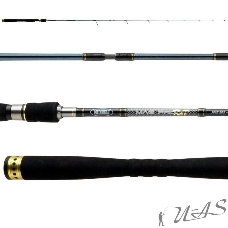 MITCHELL MAG PRO rzt 192 SPIN 521g UL spinning 36t CARBON BELLY BOAT CANNA SHA