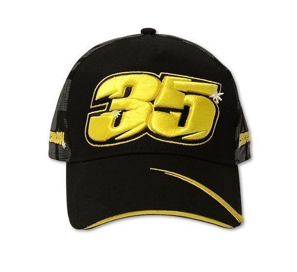 Crutchlow 35 cap black