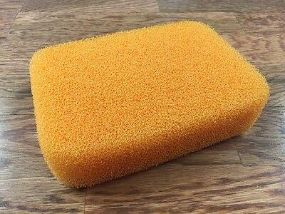 6 Pack Hydra Orange Epoxy Tile Flooring Grout Sponge