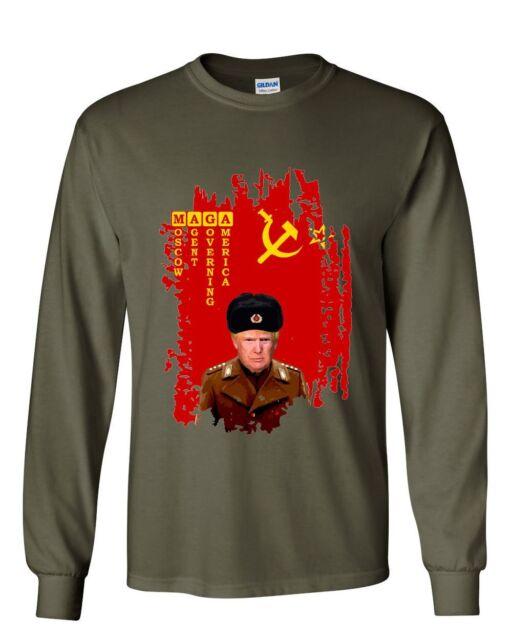 Comrade T-shirt Funny Communist USSR Politics Soviet Communism Tee Shirt