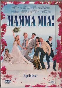 DVD-SLIPCASE-Mamma-Mia-Meryl-Streep-FIRTH-Brosnan-OSCAR-ITALIANO