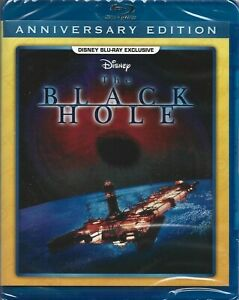 The Black Hole (Blu-ray Disc, Disney Movie Club, Anniversary Edition, 2019) NEW!
