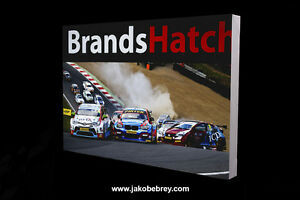 BTCC-Tom-Ingram-Brands-Hatch-Race-Start-2017-Art-Motor-Sport-Canvas