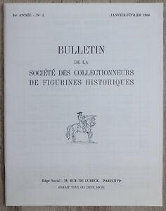 Bull-de-la-Ste-des-Coll-de-Figur-Hist-36e-Annee-N-1-Janv-Fevr-1966