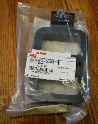 NEW SK 827-100-AF ABB EHWRC550-1 Coil 120V